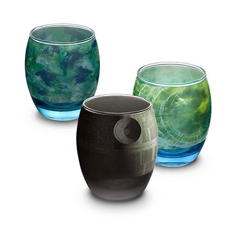 SW Planetary Glassware Set