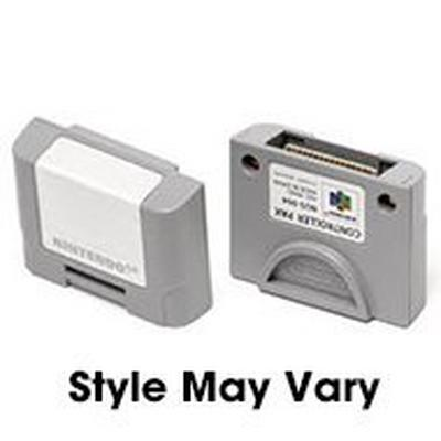Nintendo 64 Memory Card Controller Pak
