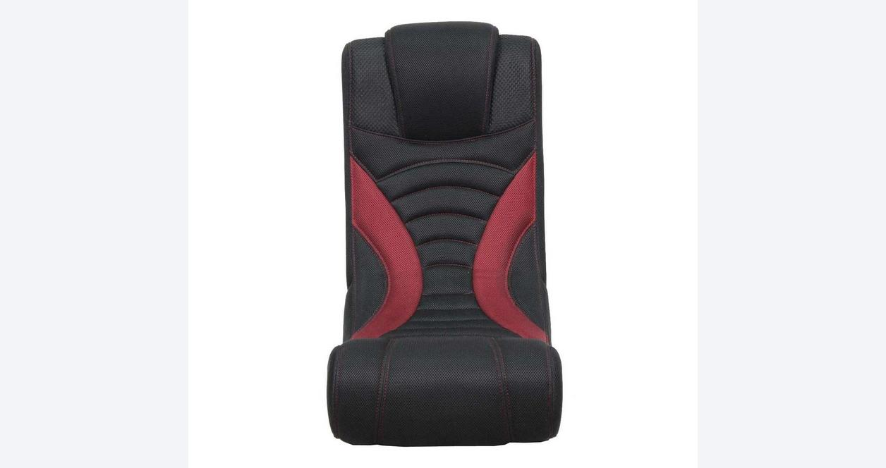 LevelUp Red Rocker Gaming Chair