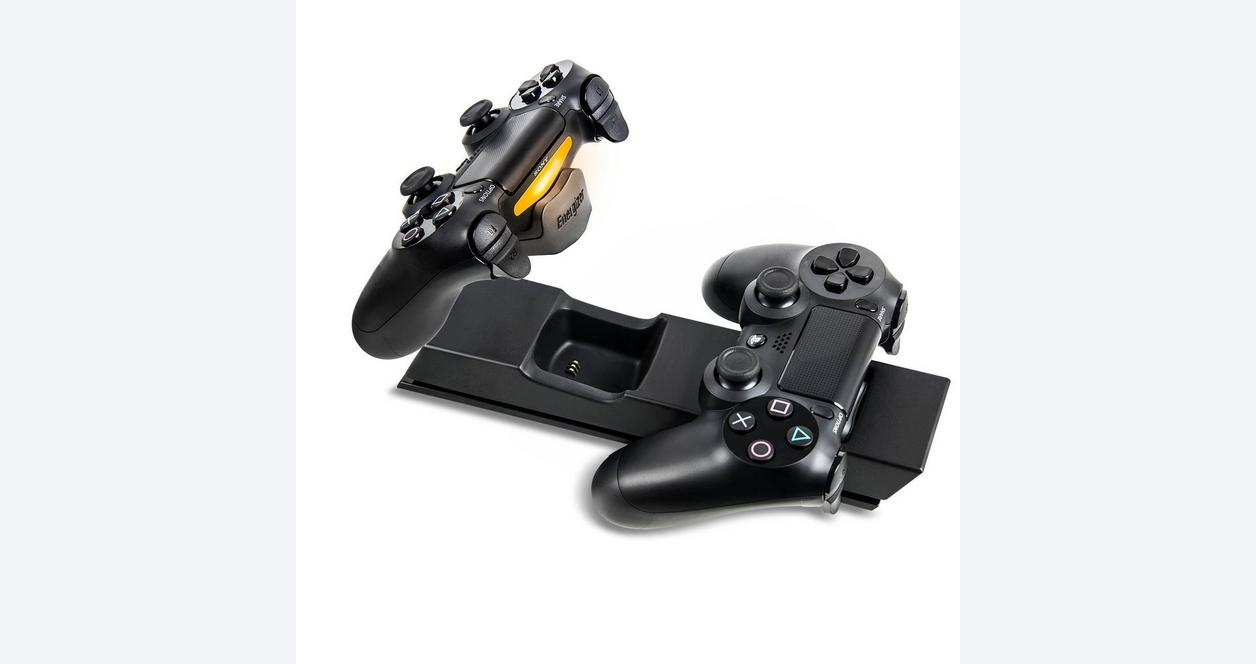 PlayStation 4 Energizer 2X Extra Life Charge System