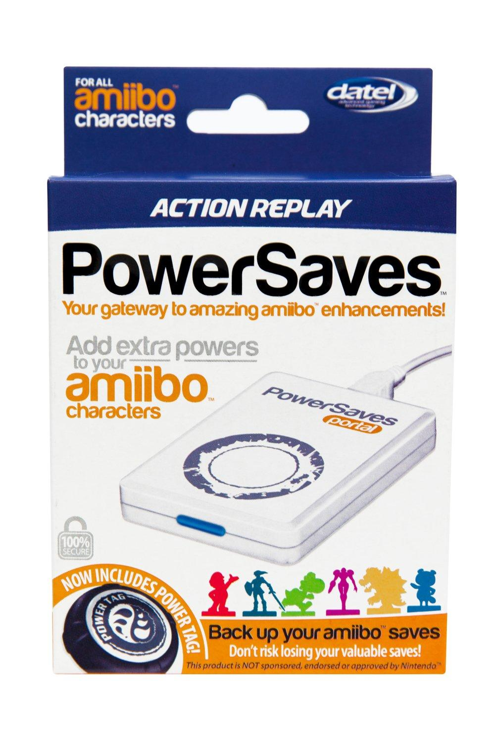 Amiibo Action Replay PowerSaves | <%Console%> | GameStop