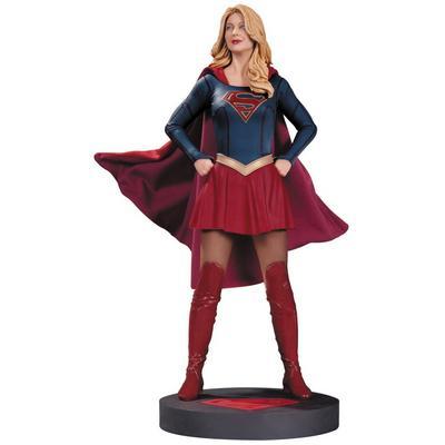 Supergirl TV Statue