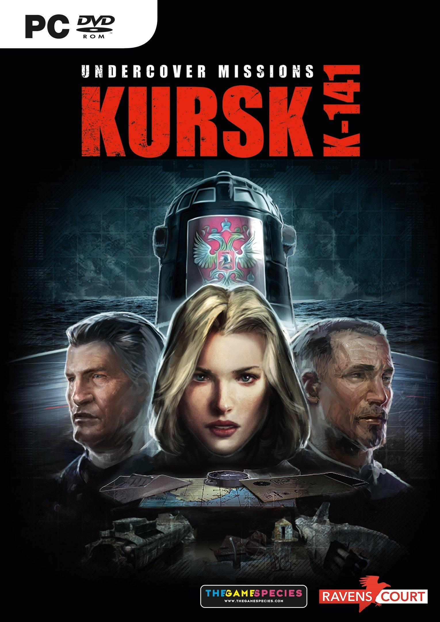 Undercover Missions: Operation Kursk K-141PC | GameStop