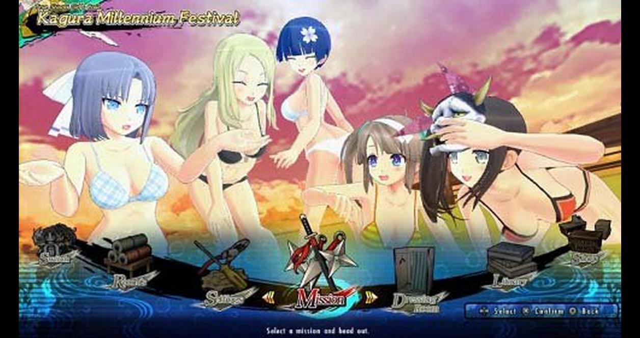 Senran Kagura Estival Versus - Endless Summer Edition