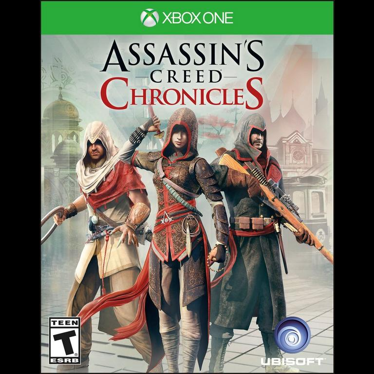 Assassin S Creed Chronicles Xbox One Gamestop