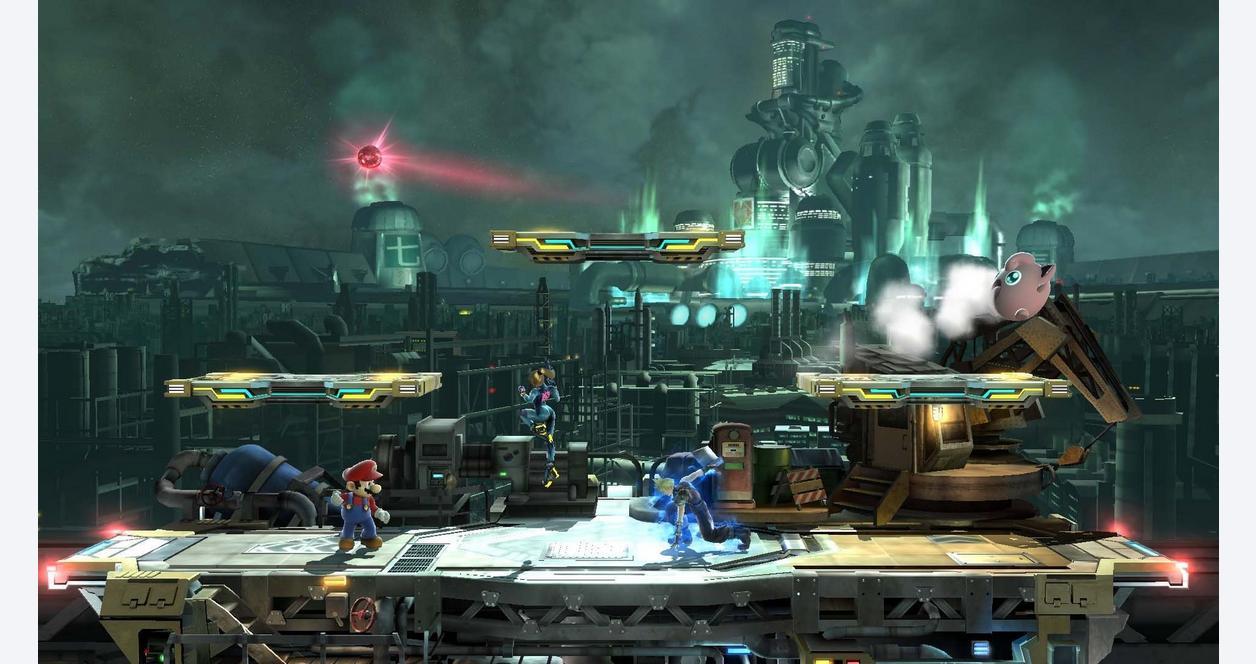 Super Smash Bros. DLC Collection 5