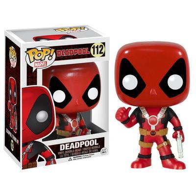 POP! Marvel: Deadpool Thumb Up Vinyl Figure
