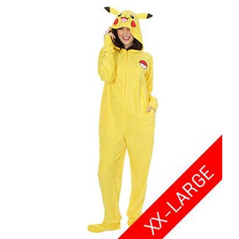 Pokemon Pikachu Union Suit
