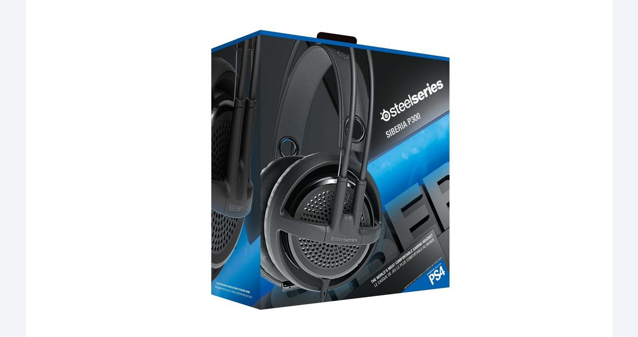 Siberia P300 High-Performance Gaming Headset