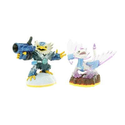 Skylanders Jet Vac & Flashwing Giants