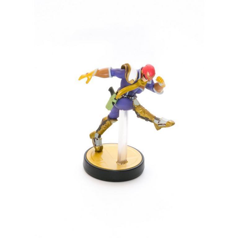 Captain Falcon amiibo Figure