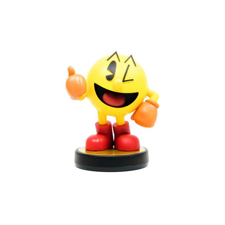 Pac-Man SSB amiibo Figure