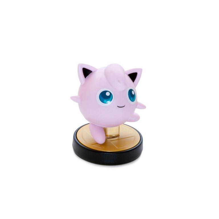 Super Smash Bros. Jigglypuff amiibo