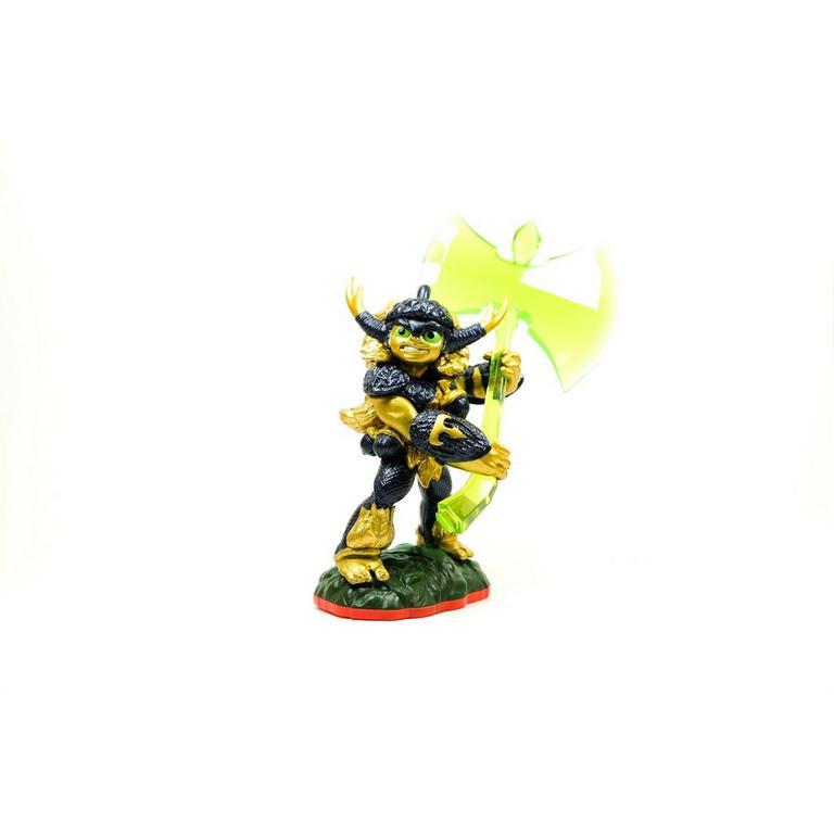 Skylanders Trap Team Legendary Bushwack Individual Character Pack