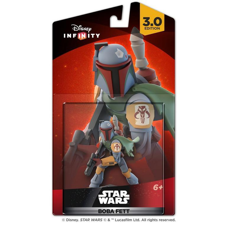 Disney INFINITY 3.0 Edition Star Wars Boba Fett Figure
