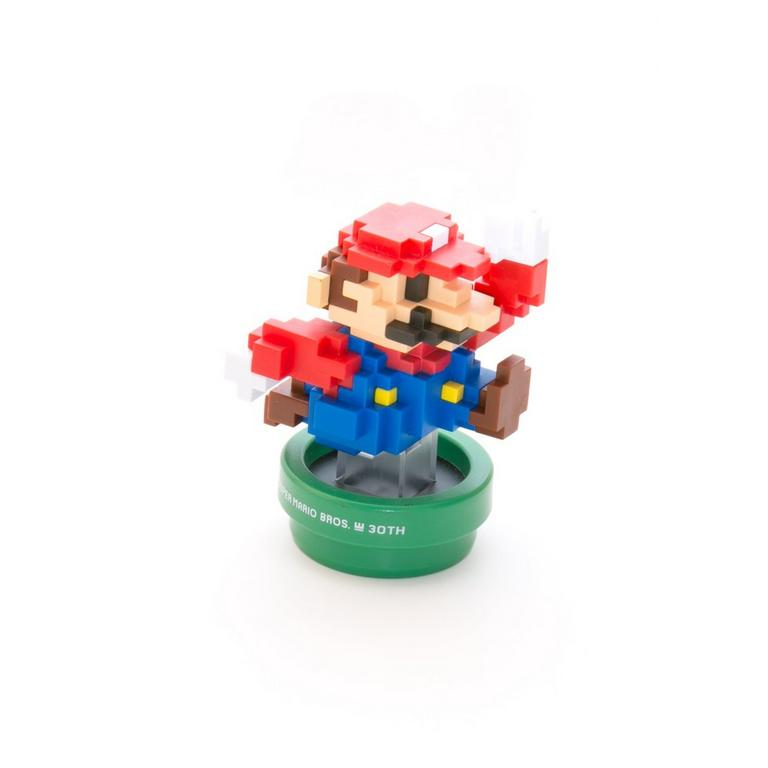 Super Mario Bros. 30th Anniversary Mario Modern Color amiibo