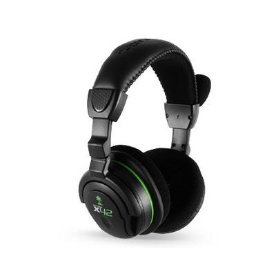 Xbox 360 Ear Force X42 Wireless Surround Sound Gaming Headset
