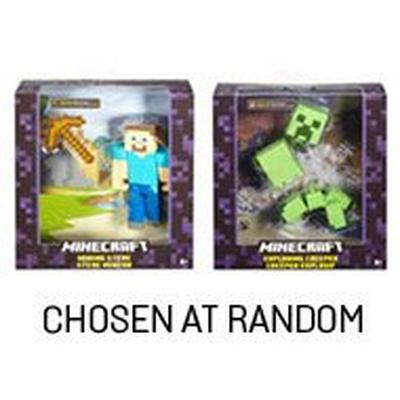 Minecraft 5 inch Figures (Assortment)