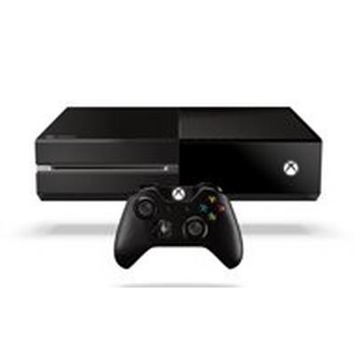 Xbox One 1TB Black Console
