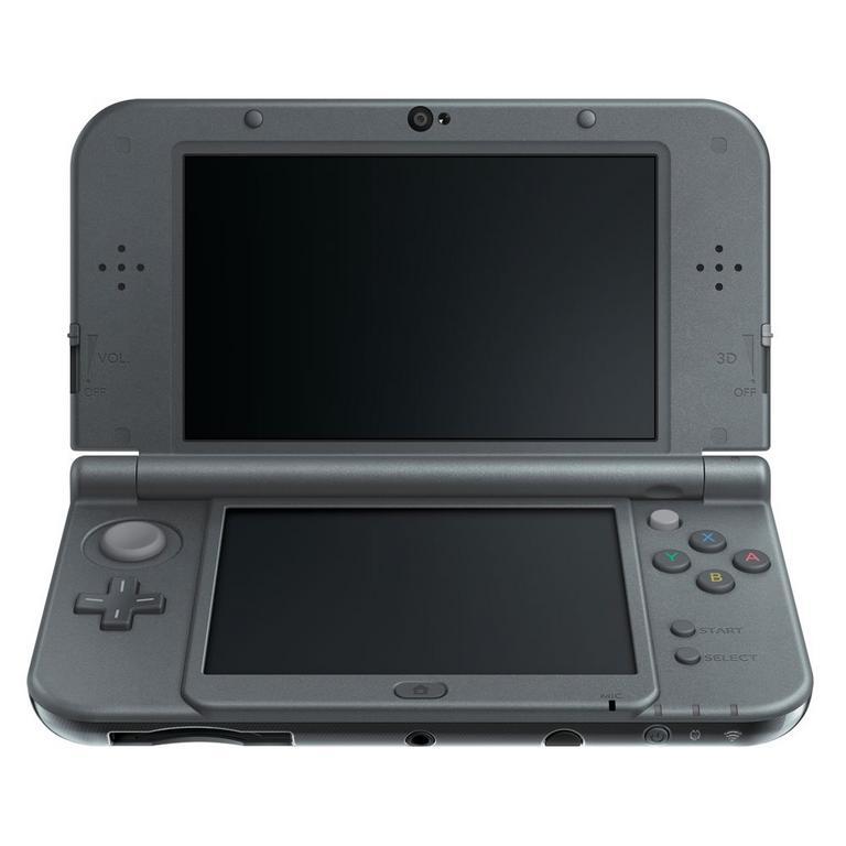 New Nintendo 3DS XL Black GameStop Premium Refurbished