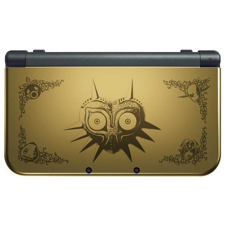 Nintendo NEW 3DS XL - Majora's Mask Edition (GameStop Premium Refurbished)