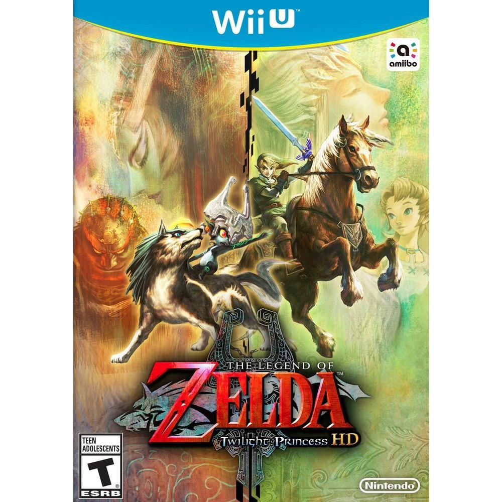 The Legend of Zelda: Twilight Princess HD | Nintendo Wii U | GameStop