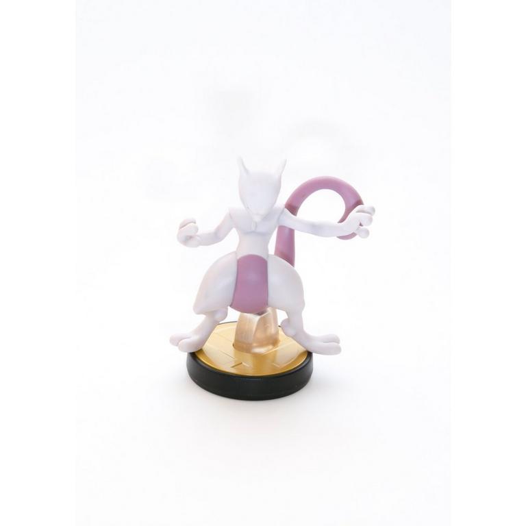 Mewtwo amiibo Figure