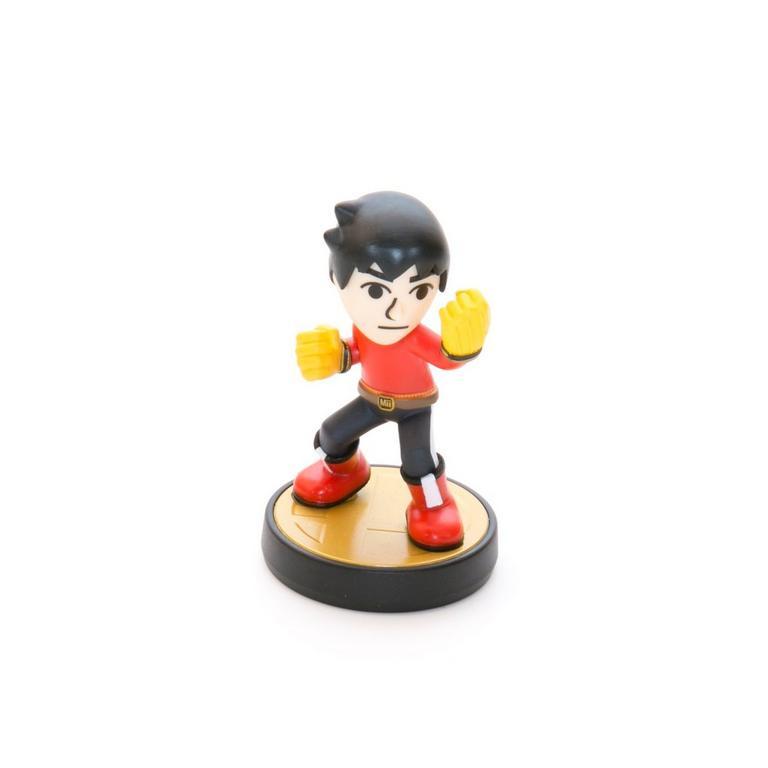 Super Smash Bros. Mii Brawler amiibo