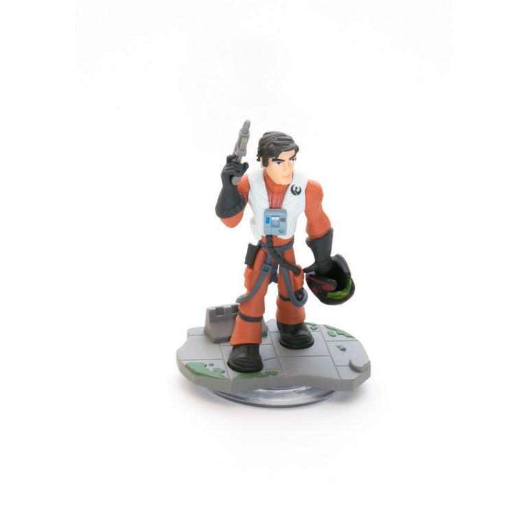 Disney Infinity 3.0 Edition Star Wars Episode VII: The Force Awakens Poe Dameron Figure