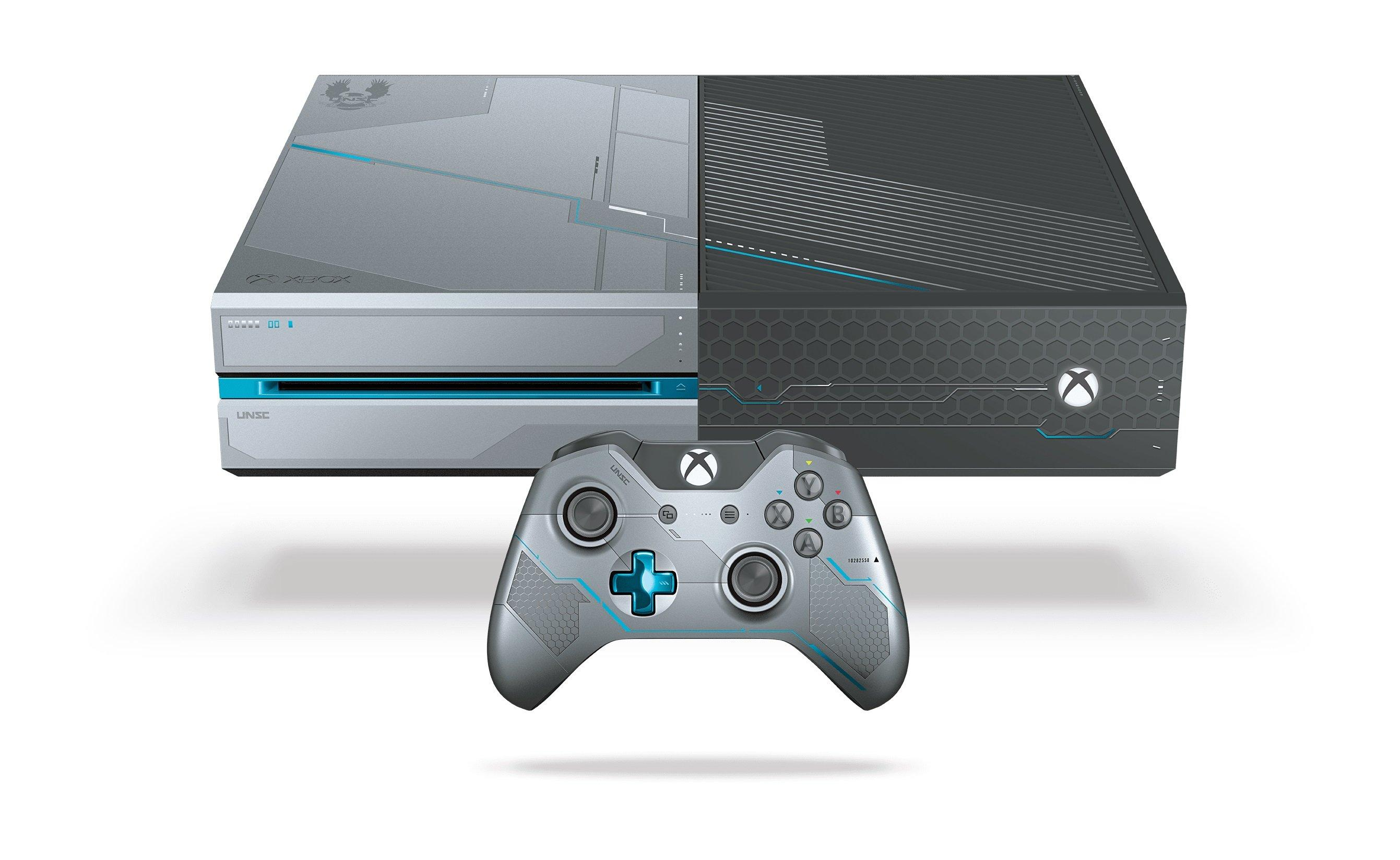 Xbox One Halo 5 Limited Edition 1tb Xbox One Gamestop