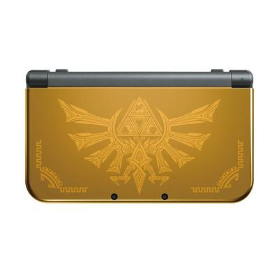Nintendo New 3DS XL - Hyrule Gold Edition (GameStop Refurbished)