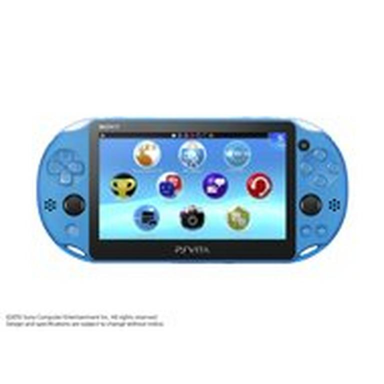 PlayStation Vita Aqua Blue