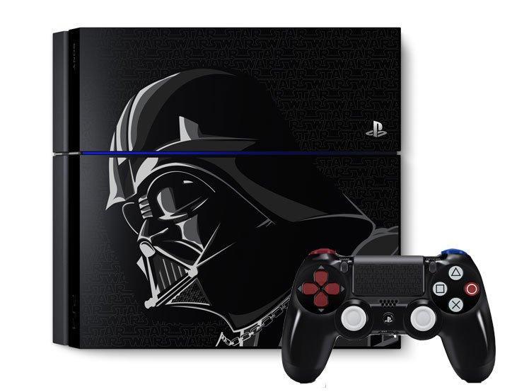 PlayStation 4 Star Wars Darth Vader 500GB | PlayStation 4 | GameStop