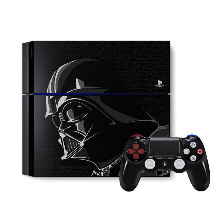 PlayStation 4 500GB STAR WARS Darth Vader Console (GameStop Premium Refurbished)