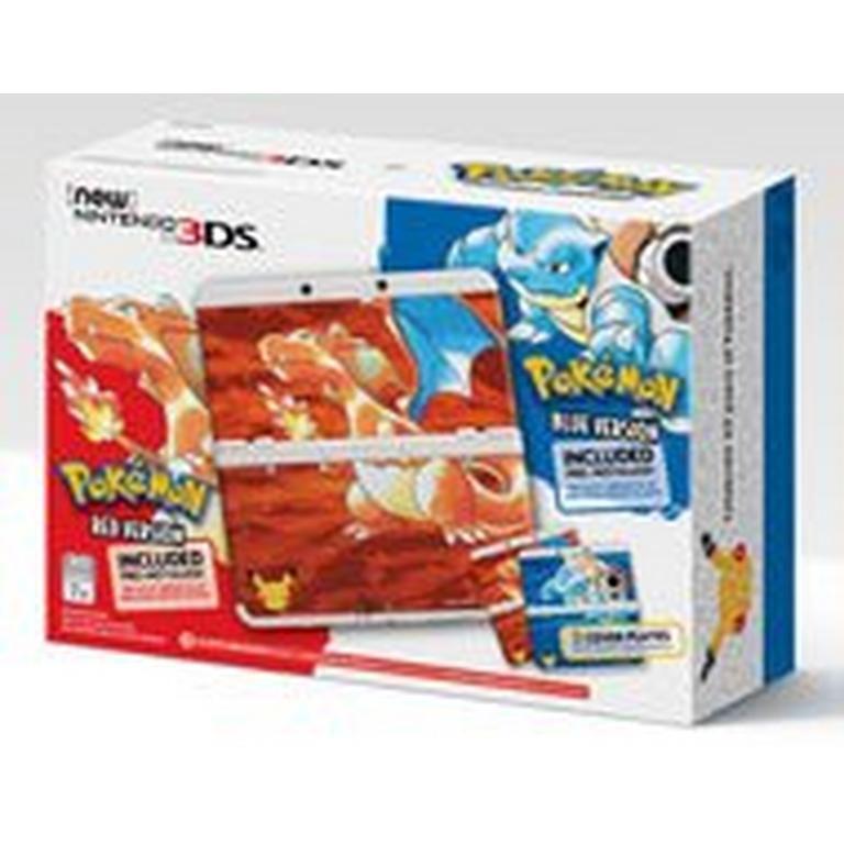 New Nintendo 3DS Pokemon 20th Anniversary