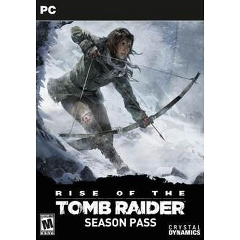 Rise of the Tomb Raider Season Pass
