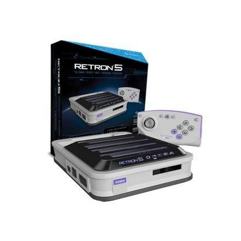 Retron 5 10-in-1 System