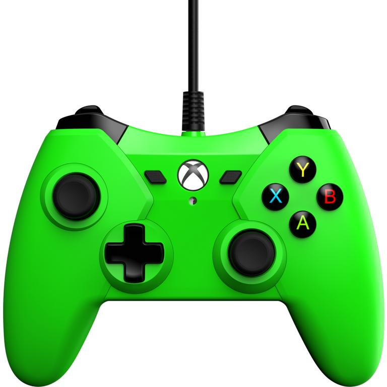 Wired Controller for Xbox One - Green