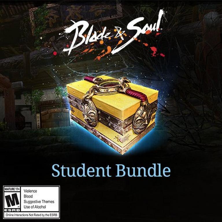 Blade & Soul Student Bundle