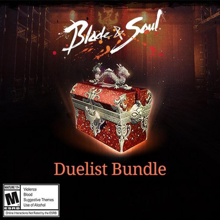 Blade & Soul Duelist Bundle