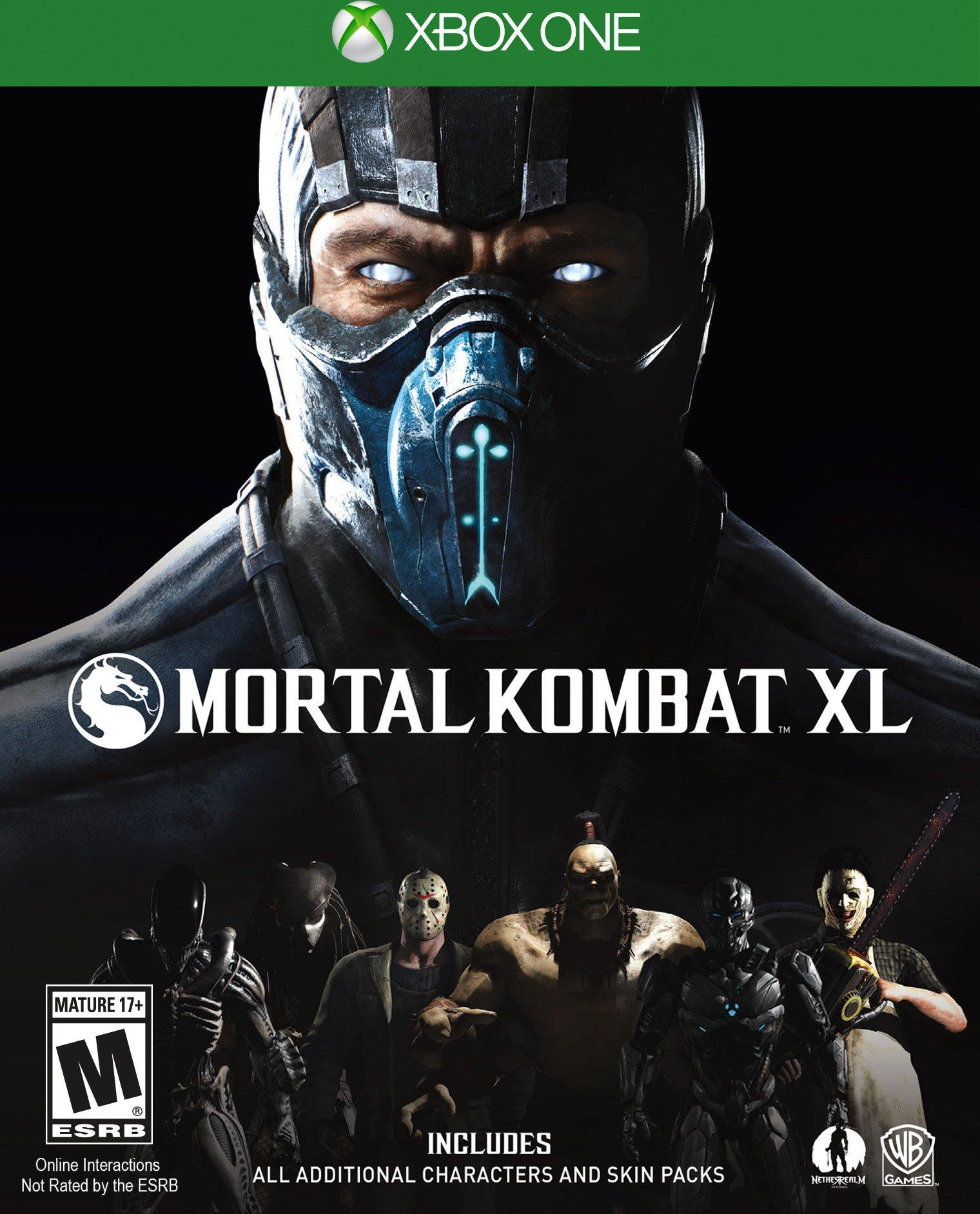 Mortal Kombat XL | Xbox One | GameStop