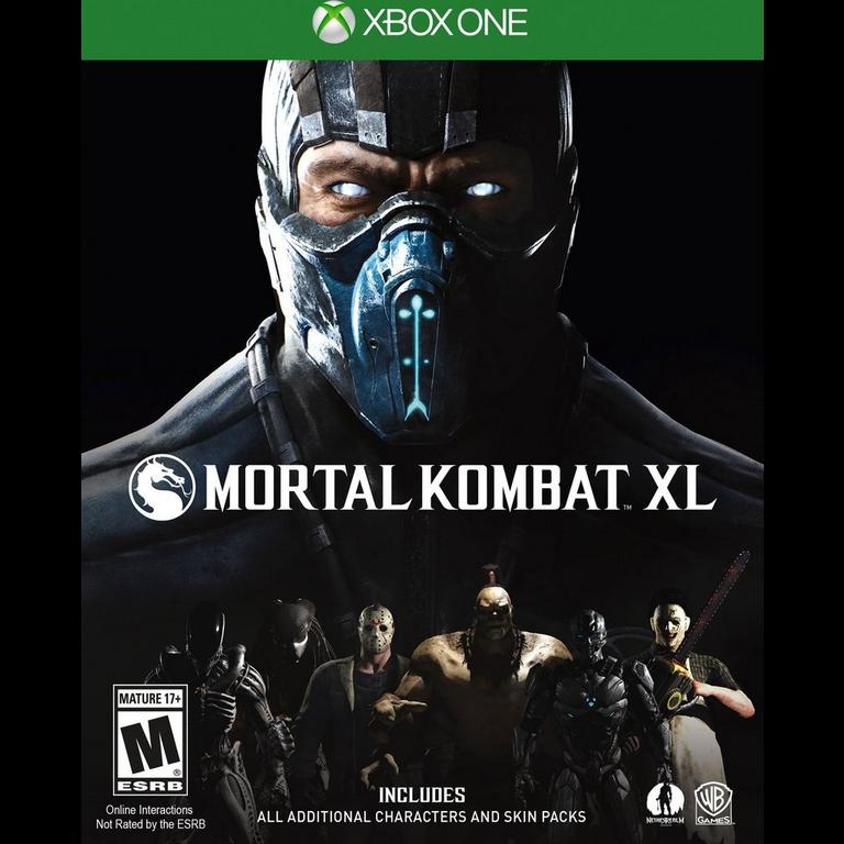 Mortal Kombat Xl Xbox One Gamestop
