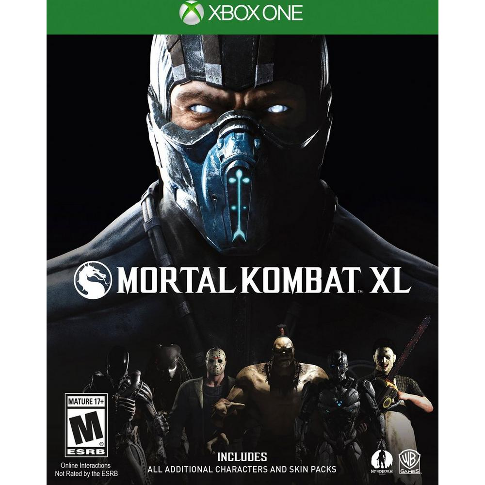 Mortal Kombat XL | Xbox One | GameStop