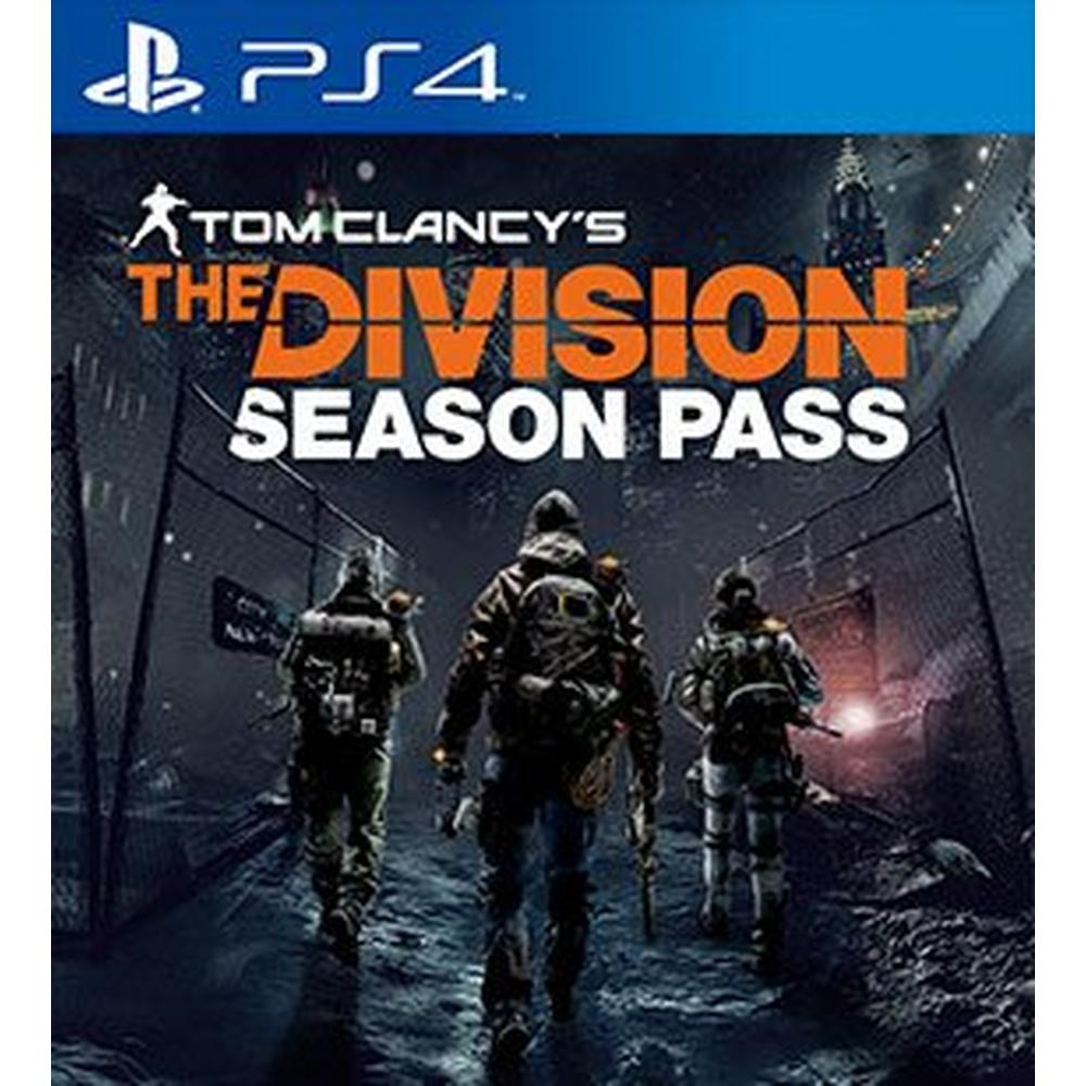 Tom Clancy's The Division Season Pass | PlayStation 4 | GameStop