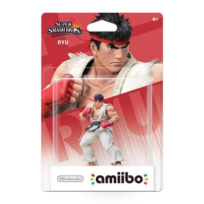 Ryu amiibo Figure