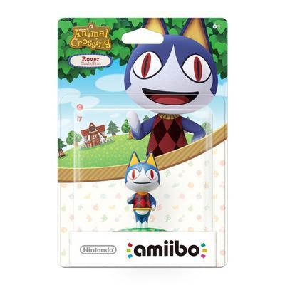 Animal Crossing Rover amiibo Figure