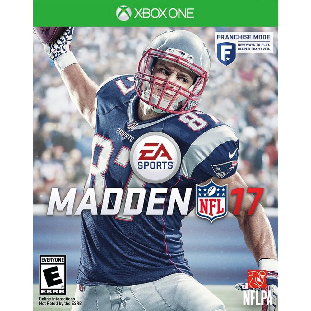 Madden NFL 17 | Xbox One | GameStop