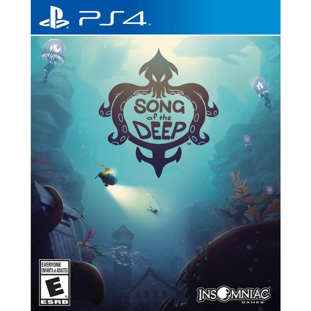 Song of the Deep | PlayStation 4 | GameStop