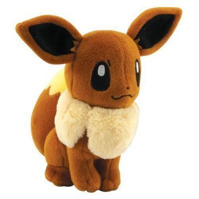 Pokemon Evee 8 inch Plush