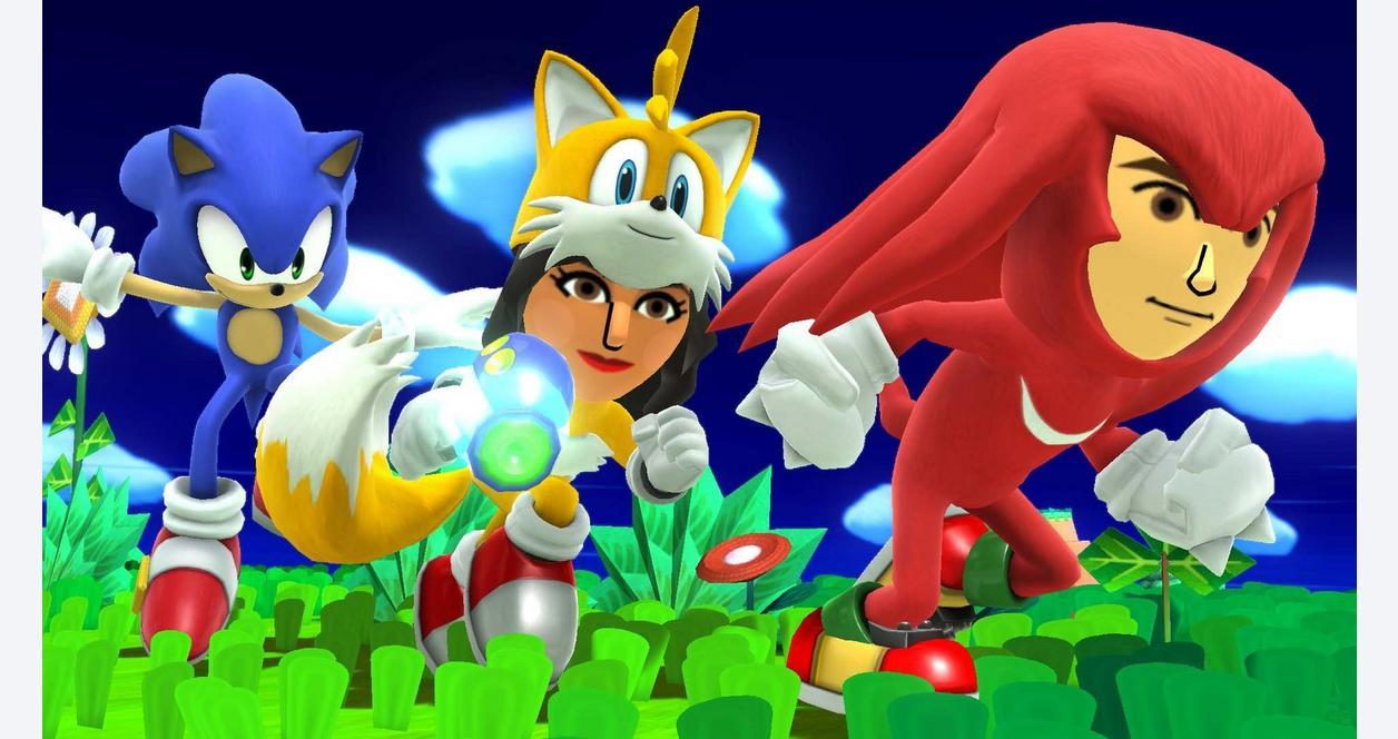 Super Smash Bros. DLC Collection 6